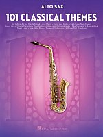 101 Classical Themes for Alto Sax / altový saxofon