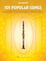 101 Popular Songs for Clarinet / klarinet