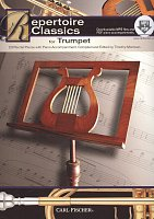 REPERTOIRE CLASSICS for TRUMPET + Audio Online / trumpet + piano