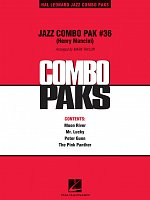 JAZZ COMBO PAK 36 - Henry Mancini / small jazz ensemble