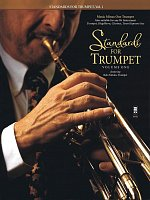 Standards for Trumpet 1 + Audio Online / trumpet, clarinet, tenor (soprano) sax