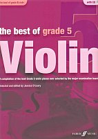 The Best of Grade 5 + CD / violin & piano