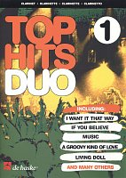 Top Hits Duo 1 / 14 hitů pro dva klarinety