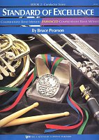 STANDARD OF EXCELLENCE 2 - Comprehensive Band Method - Conductor Score