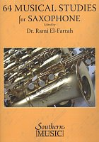 64 Musical Studies for All Saxophones