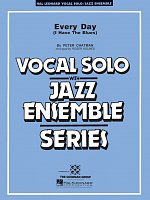 Every Day I Have The Blues - Vocal Solo with Jazz Ensemble / score + parts