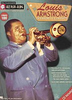 Jazz Play Along 100 - LOUIS ARMSTRONG + CD