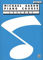 Michael Aaron Piano Course 5 - Lessons
