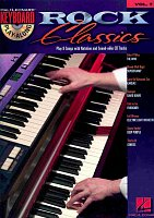 KEYBOARD PLAY-ALONG 7 - Rock Classics + CD       piano/vocal/chords