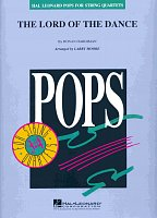 Pops for String Quartets - THE LORD OF THE DANCE