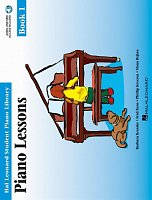 PIANO LESSONS BOOK 1 + Audio Online
