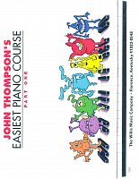 JOHN THOMPSON'S EASIEST PIANO COURSE 1