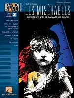 PIANO DUET PLAY-ALONG 14 - LES MISERABLES + CD