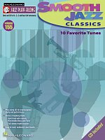 Jazz Play Along 155 - SMOOTH JAZZ CLASSICS + CD