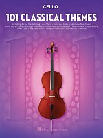 101 Classical Themes / cello