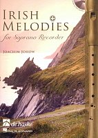 IRISH MELODIES for Soprano Recorder + CD