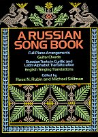 A Russian Songbook        piano/vocal/chords