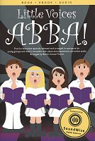 Little Voices - ABBA + Audio Online / 2-PARTS + piano/chords
