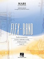 FLEX-BAND - MARS (from The Planets) / score & parts