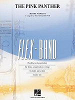 FLEX-BAND - THE PINK PANTHER (grade 2-3) / score & part