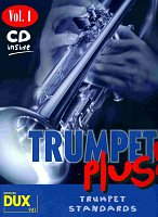 TRUMPET PLUS ! vol. 1 + CD / trumpeta
