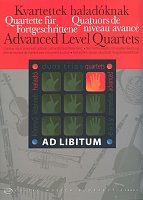 AD LIBITUM - Advanced Level Quartets / chamber music series with optional combinations of instruments