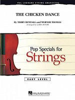 The CHICKEN DANCE - Easy Pop Specials For Strings / score + parts